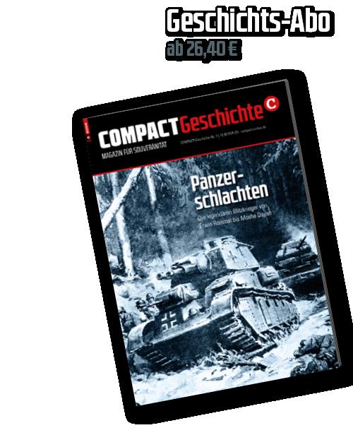 COMPACT Geschichte - Hintergrundwissen für Wahrheitshungrige