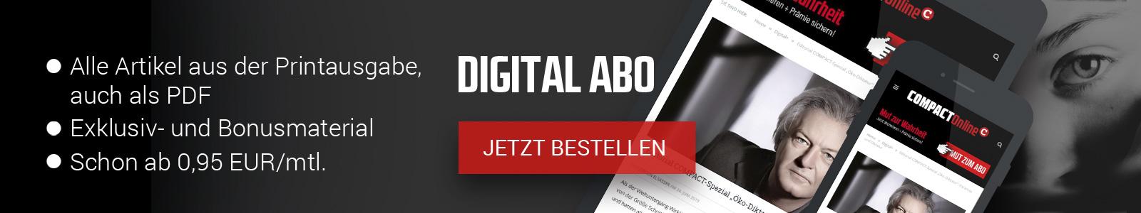 COMPACT DIGITAL+ - aller Artikel aus der Printausgabe, auch als PDF, Exklusiv- und Bonusmaterial, schon ab 0,95 €/mtl. - Jetzt bestellen!